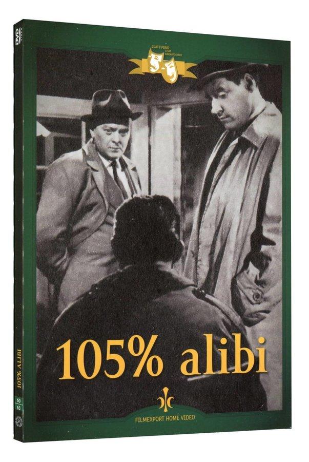 105% alibi (DVD) - digipack