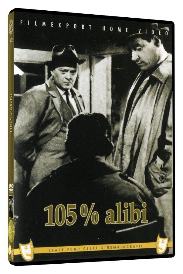 105% alibi (DVD)
