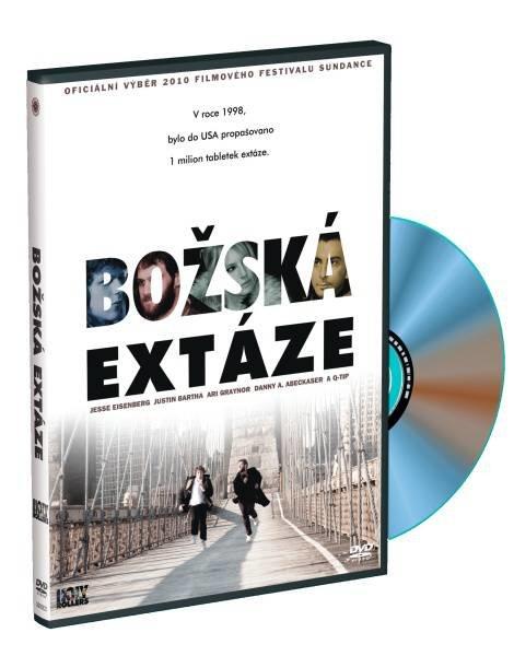 Božská extáze (DVD)