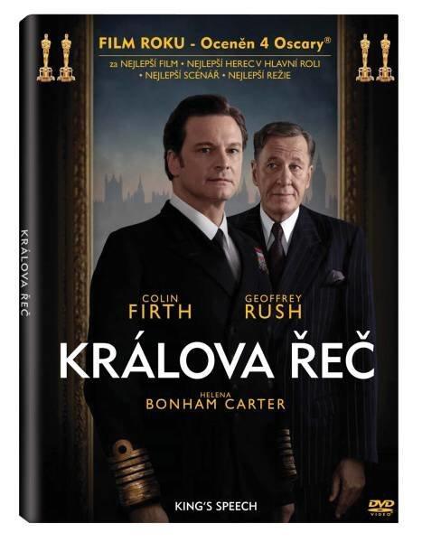 Králova řeč (DVD) - digipack