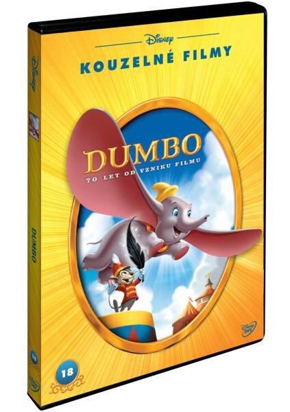 Dumbo (DVD) - edice Disney Kouzelné filmy