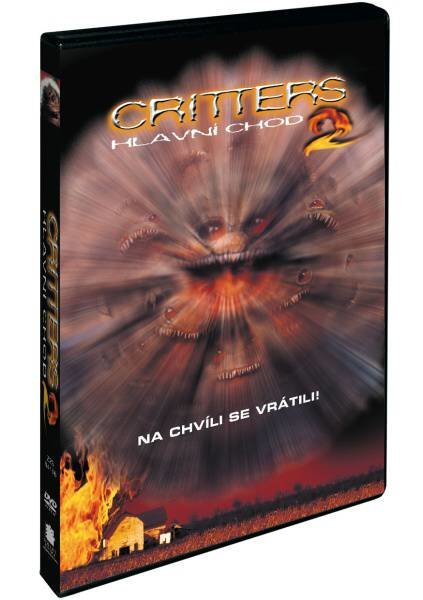 Critters 2 (DVD)
