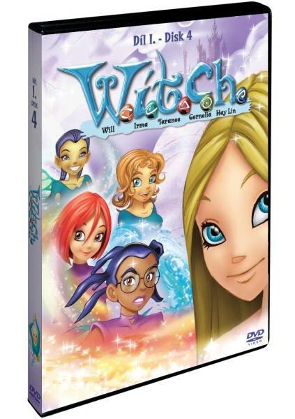 WITCH 1. sezóna - disk 4 (DVD)
