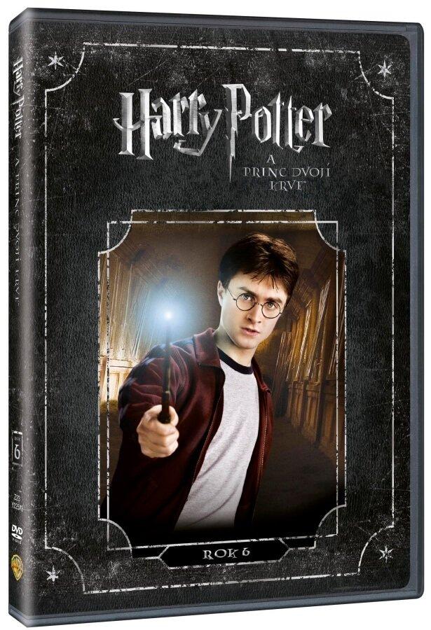Harry Potter a princ dvojí krve - 1xDVD