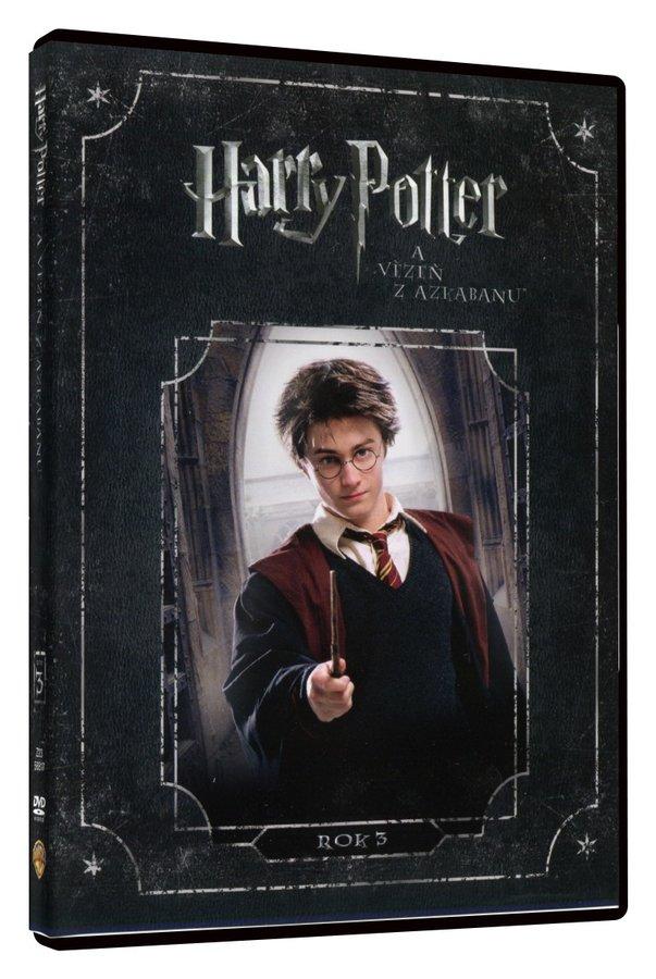 Harry Potter a vězeň z Azbakanu - 1xDVD
