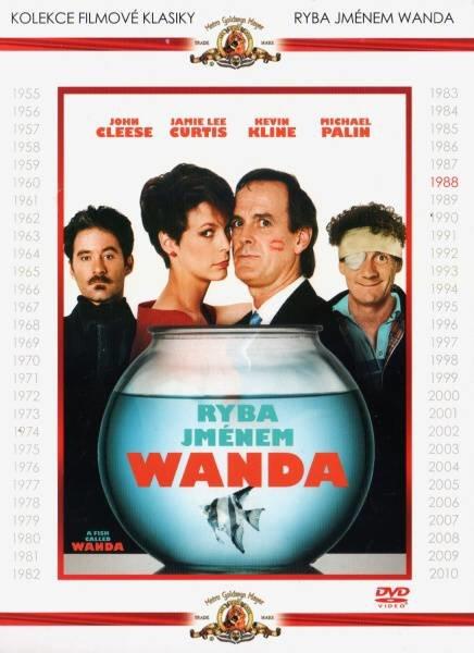 Ryba jménem Wanda (DVD) - kolekce filmové klasiky