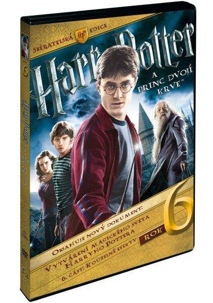 Harry Potter a princ dvojí krve S.E. - 3xDVD