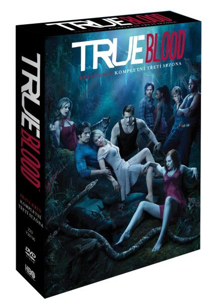 True Blood - Pravá krev 3. série - 5xDVD