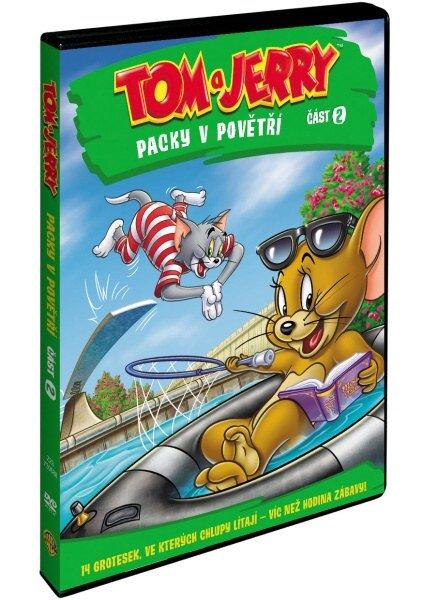 Tom a Jerry: Packy v povětří 2. část (DVD)