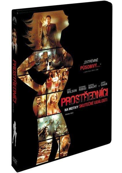 Prostředníci (DVD)
