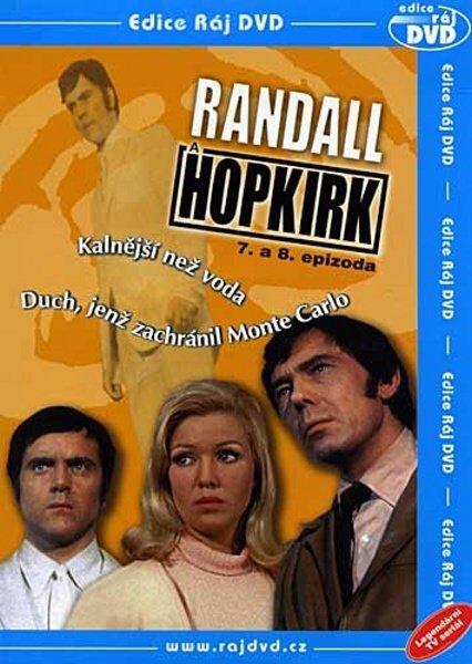 Randall a Hopkirk - 7.-8. část (DVD) (papírový obal)