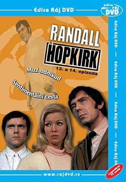 Randall a Hopkirk - 13.-14. část (DVD) (papírový obal)