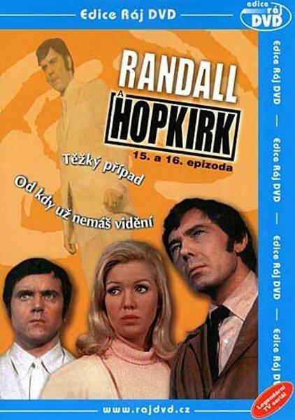 Randall a Hopkirk - 15.-16. část (DVD) (papírový obal)