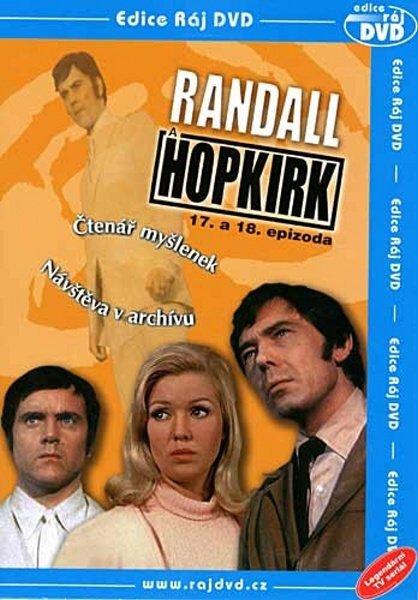 Randall a Hopkirk - 17.-18. část (DVD) (papírový obal)
