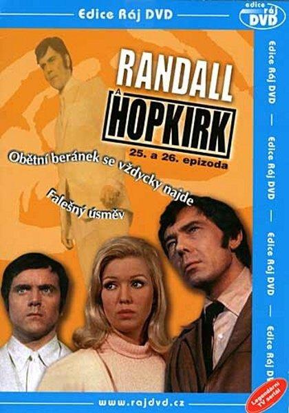 Randall a Hopkirk - 25.-26. část (DVD) (papírový obal)