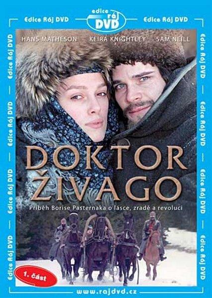 Doktor Živago - 1. část (DVD) (papírový obal)