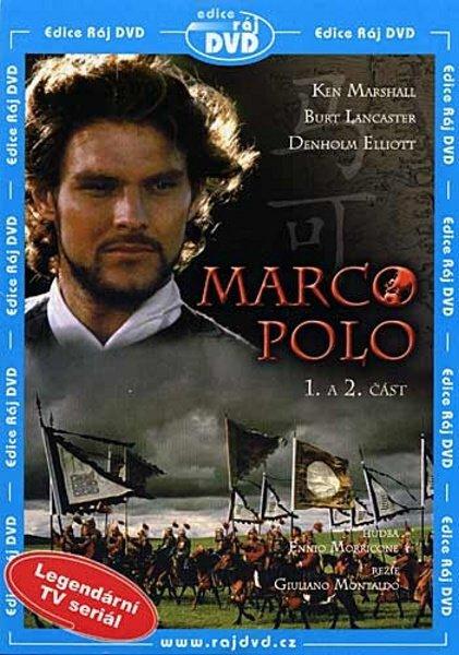 Marco Polo - 1. a 2. část (DVD) (papírový obal)
