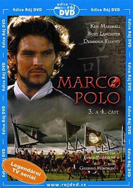 Marco Polo - 3. a 4. část (DVD) (papírový obal)