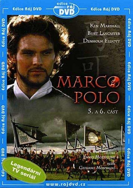 Marco Polo - 5. a 6. část (DVD) (papírový obal)