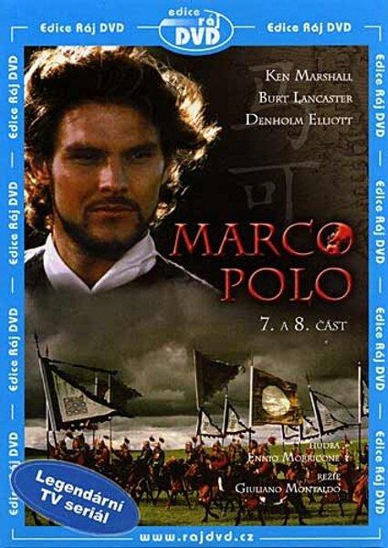 Marco Polo - 7. a 8. část (DVD) (papírový obal)