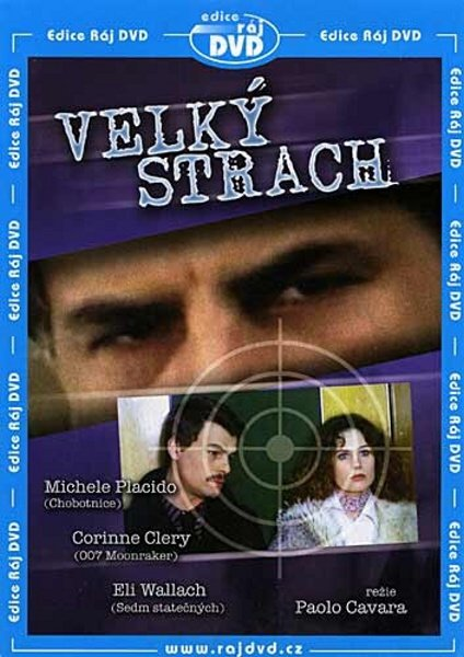 Velký strach (Michele Placido) (DVD) (papírový obal)