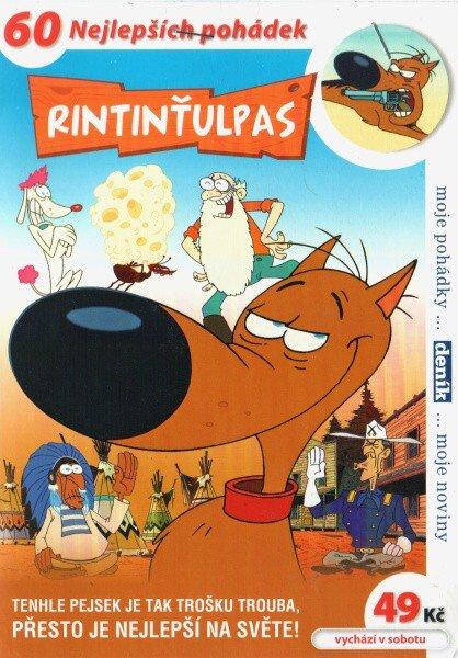 Rintinťulpas (DVD) (papírový obal)