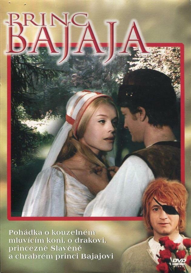 Princ Bajaja (DVD) (papírový obal)