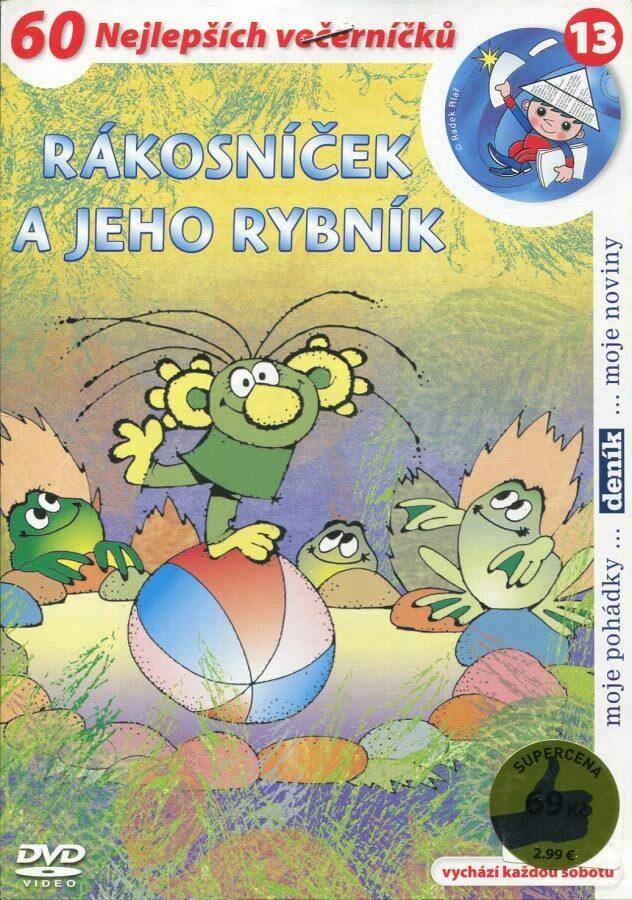 Rákosníček a jeho rybník (DVD) (papírový obal)