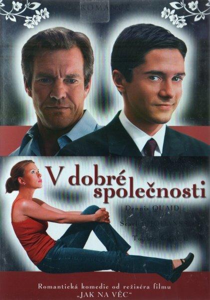V dobré společnosti (DVD) (papírový obal)