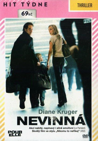 Nevinná (DVD) (papírový obal)