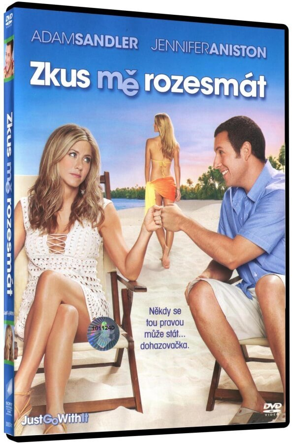 Zkus mě rozesmát (Adam Sandler, Jennifer Aniston) (DVD)