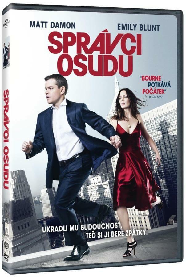 Správci osudu (DVD)