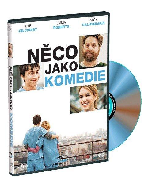 Něco jako komedie (DVD)