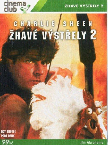 Žhavé výstřely 2 (DVD) - edice Cinema Club