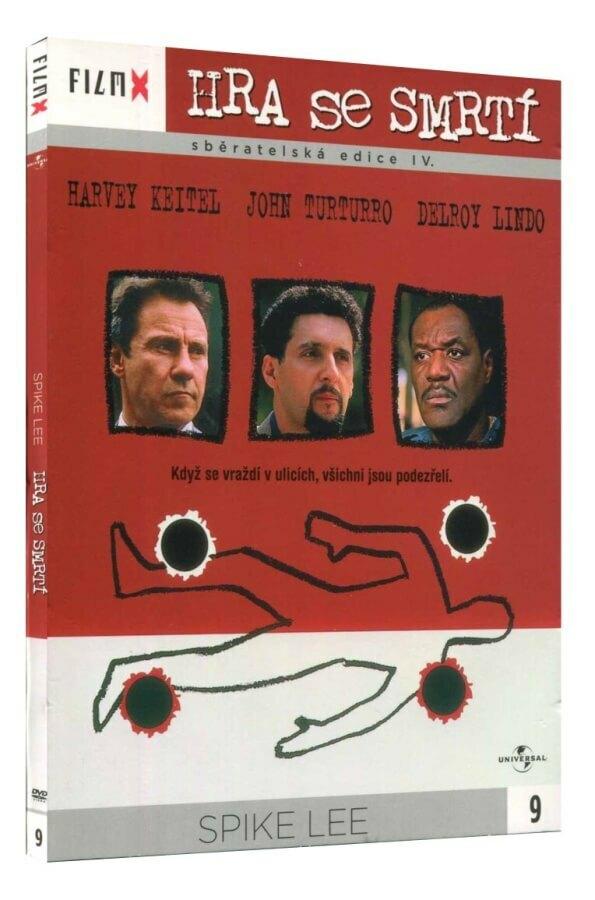 Hra se smrtí (DVD) - edice Film X
