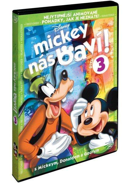 Mickey nás baví! - Disk 3 (DVD)