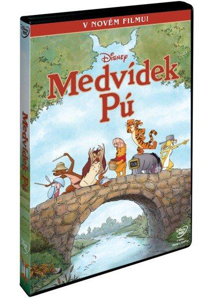 Medvídek Pú (2011) (animovaný) (DVD)