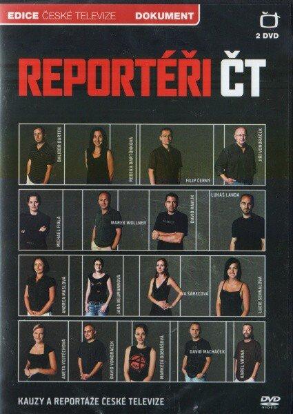 Reportéři ČT - 2xDVD