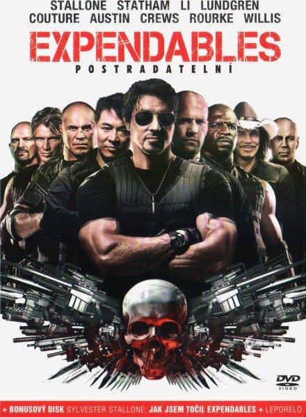 Expendables: Postradatelní (2 DVD)