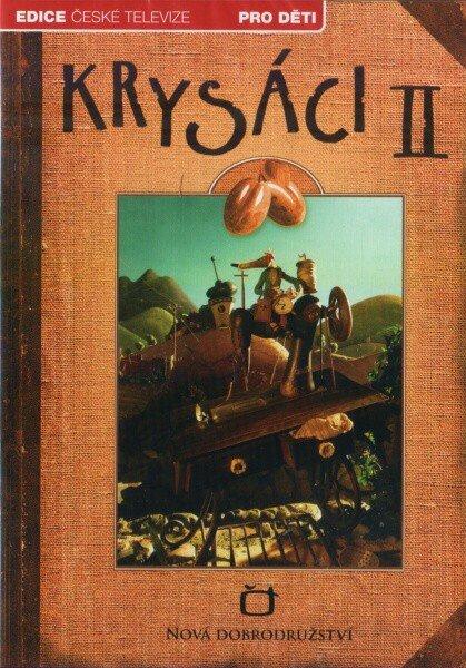 Krysáci II - Nová dobrodružství (DVD)