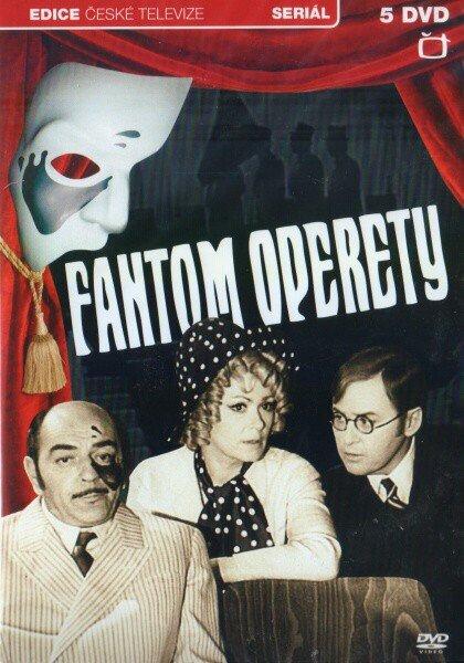 Fantom operety - 5xDVD