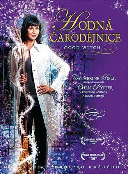 Hodná čarodějnice (DVD)