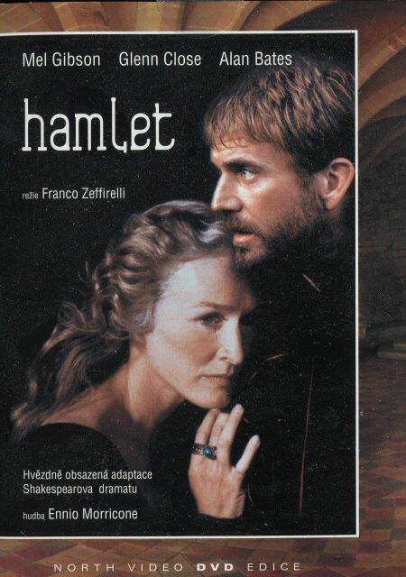 Hamlet (DVD) (papírový obal)
