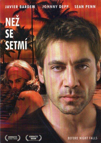 Než se setmí (DVD) (papírový obal)