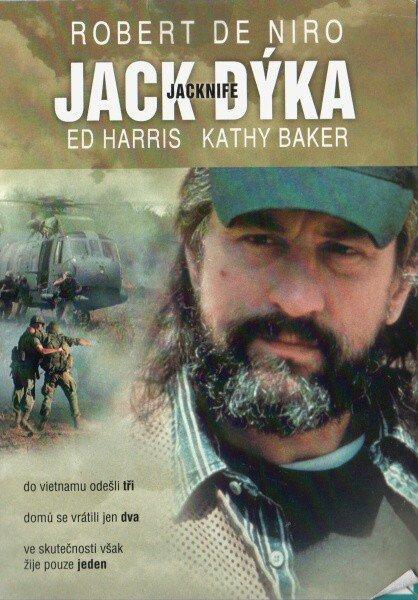 Jack Dýka (DVD) (papírový obal)