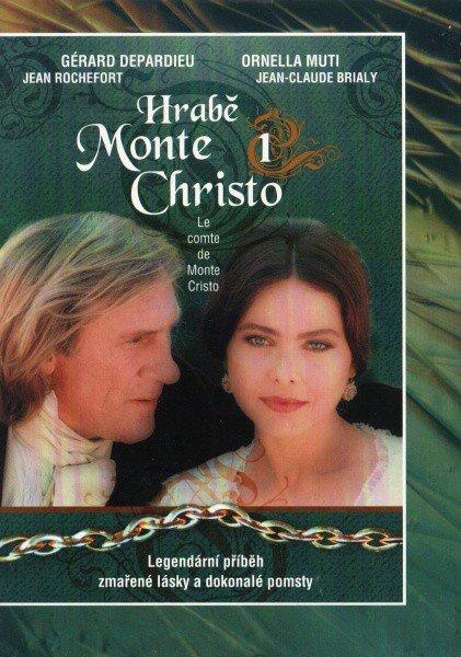Hrabě Monte Cristo DVD 1 (papírový obal)