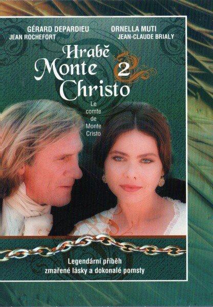 Hrabě Monte Cristo DVD 2 (papírový obal)