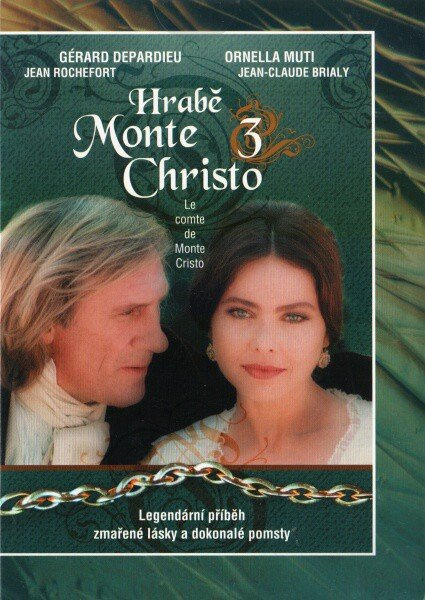 Hrabě Monte Cristo DVD 3 (papírový obal)