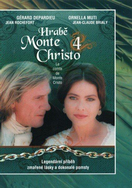 Hrabě Monte Cristo DVD 4 (papírový obal)
