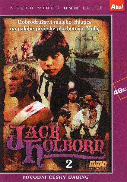 Jack Holborn DVD 2 (papírový obal)